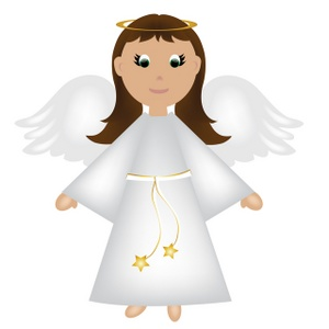 Halo clipart little angel Image beautiful angel Free clip