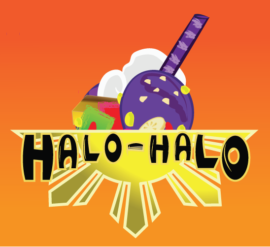 Halo clipart logo Filipino halohalo_logo  Stories Together