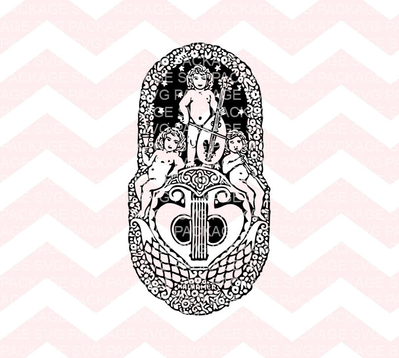 Halo clipart religious This Art Angels a Baby