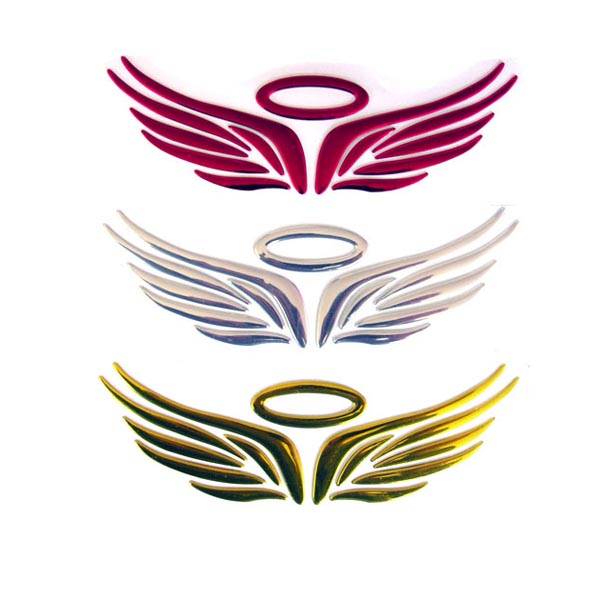 Halo clipart simple wing US$1 angel on yellow 79