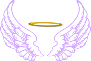 Halo clipart transparent Angel collection clipart Clip halo