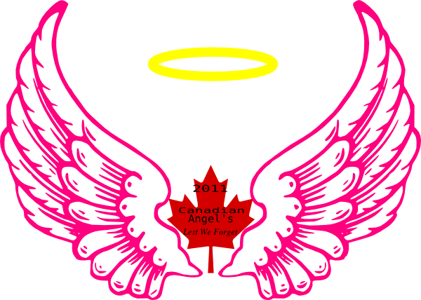 Halo clipart vector Angel halo collection wings clipart