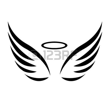 Halo clipart vector Halo collection with clipart Angel