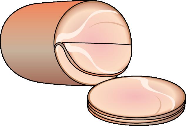 Ham clipart Clip art clip 4 WikiClipArt