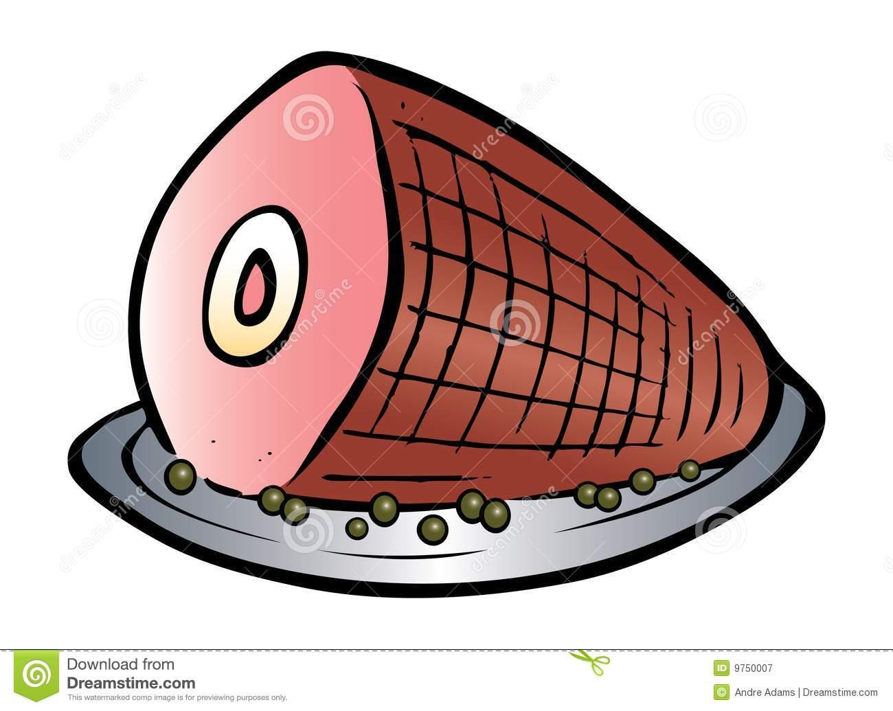 Ham clipart Clipart Clip Ham Art Free