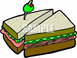 Ham clipart sandwhich Clipart Clipart Panda Ham ham%20dinner%20clipart