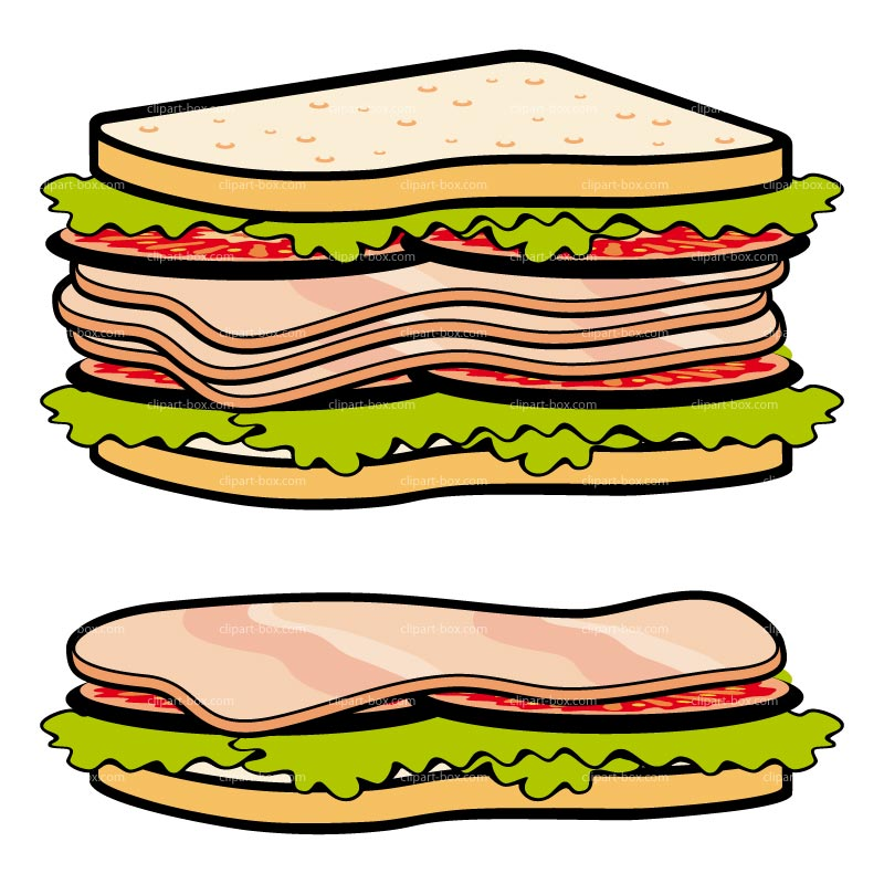 Ham clipart sandwhich Free vector CLIPART Contributors Royalty