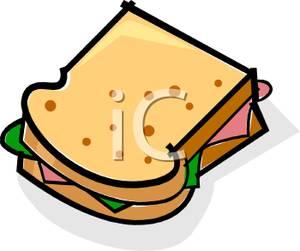 Ham clipart sandwhich Clipart Clipart Panda Ham ham%20clipart