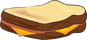Sandwich clipart deli meat #2841_SMU Sandwich sandwich sandwich Clipart