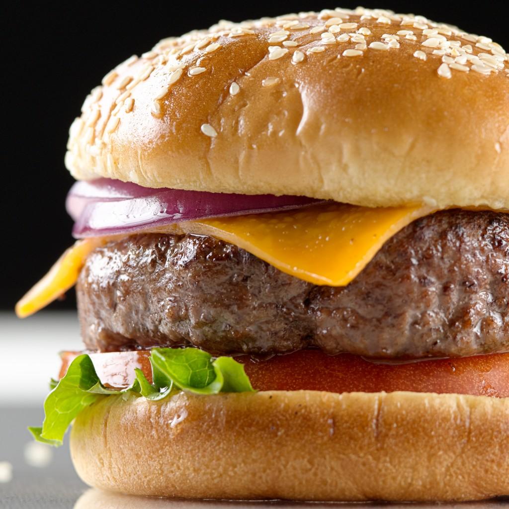 Hamburger clipart beef burger Beef BP105 Plymouth Halal Beef