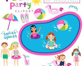 Hamburger clipart birthday bbq Girls use Party hamburger Invitations