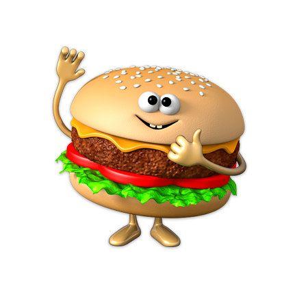 Hamburger clipart food item Tutta collezione Clip to images