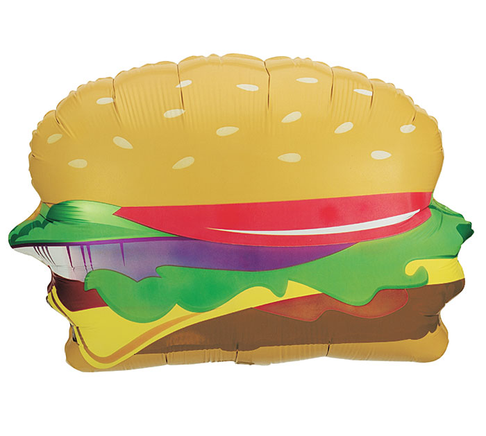 Hamburger clipart krabby patty Balloon Food Krabby  Doo