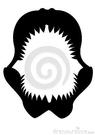 Hammerhead clipart jaws #26498665 109 hammerhead #art Jaw