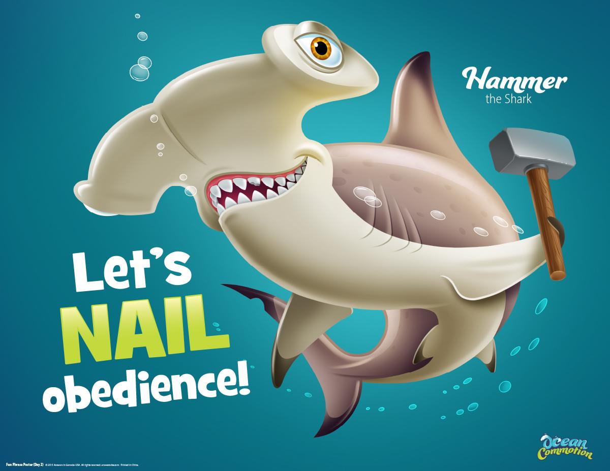 Hammerhead clipart new jersey Ocean nail 17 Ocean Art