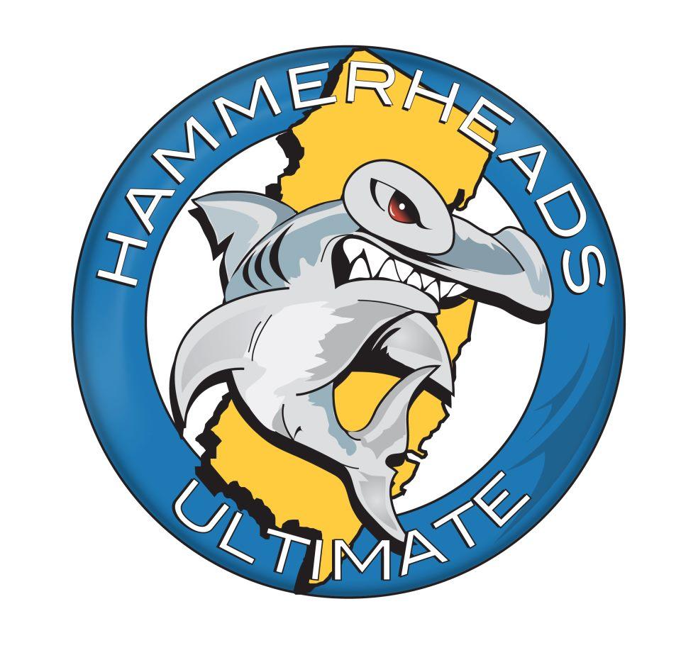 Hammerhead clipart new jersey Hammerheads Output: Team: (AUDL) Sludge