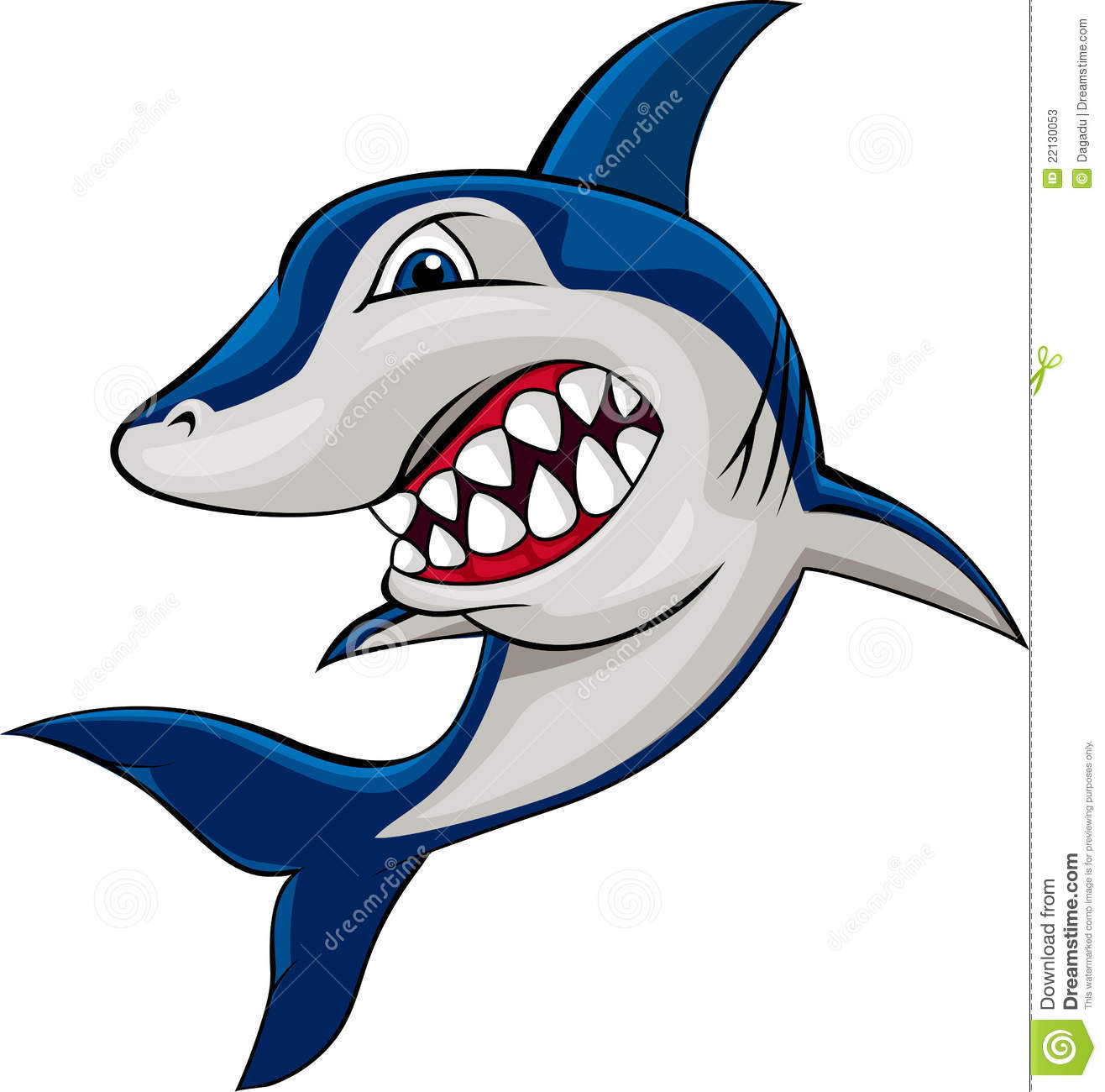 Bull Shark clipart happy Download Shark Shark drawings Shark