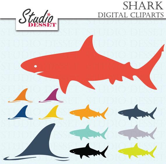 Fins clipart shark head By Cliparts Shark 60 Fin