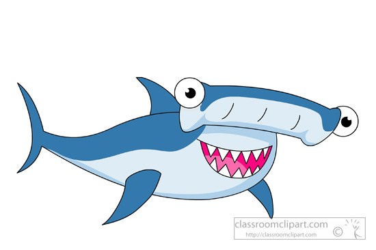 Hammerhead Shark clipart Head Clipart Size: shark Illustrations