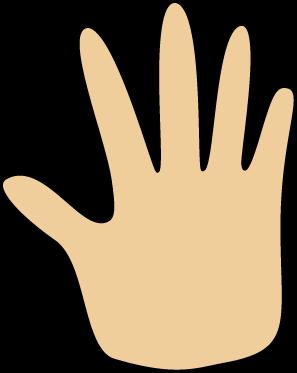 Hand clipart Clip Hand Art Image Hand