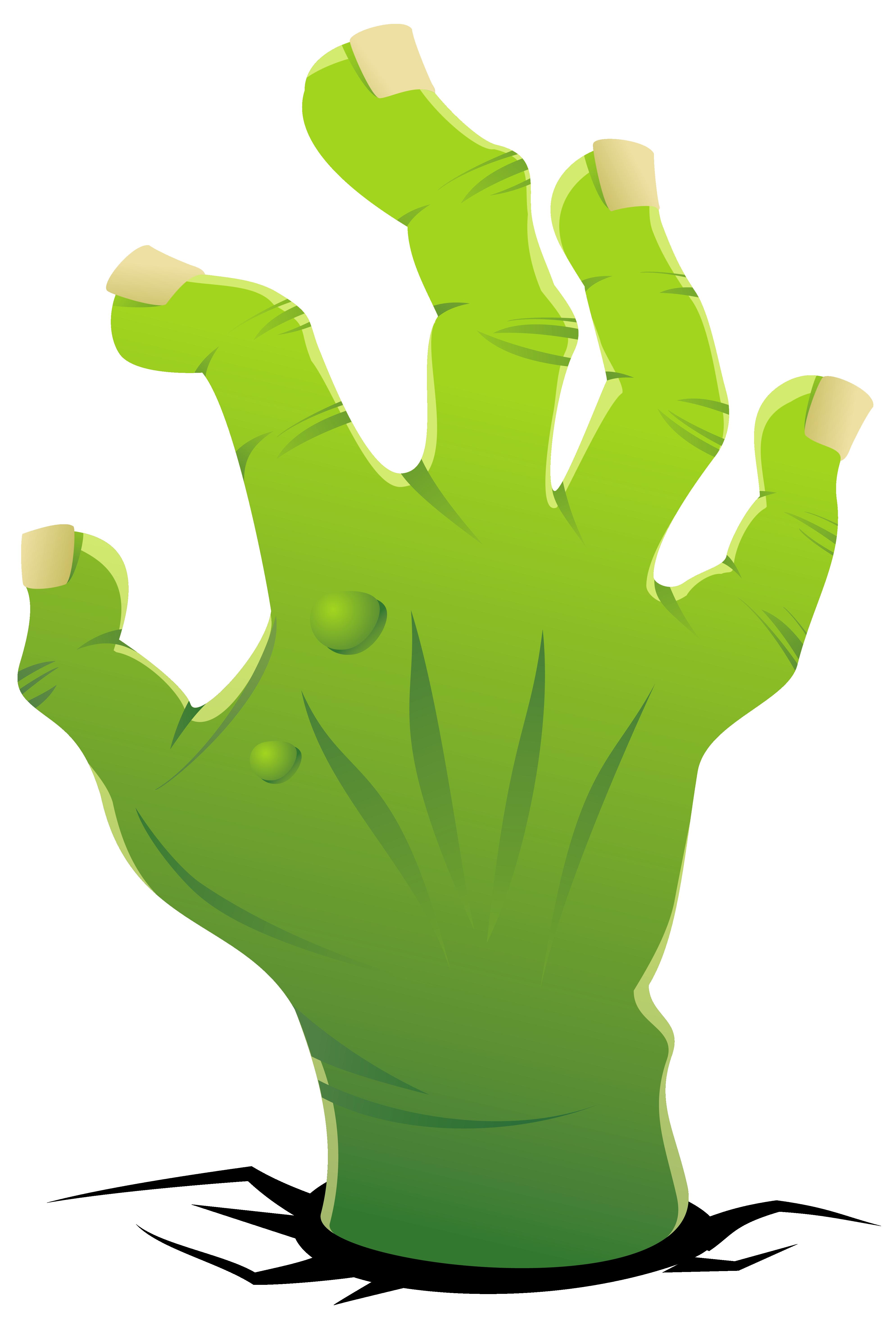 Zombie clipart transparent #2