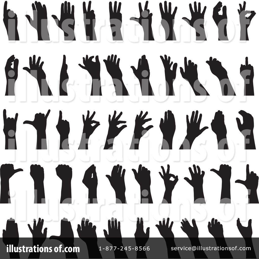 Hand Gesture clipart capability By Illustration Frisko (RF) #59069