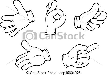 Hand Gesture clipart People hand People comics of