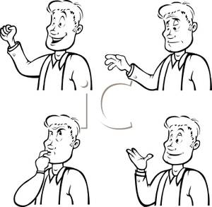 Hand Gesture clipart different Gesture clipart Hand referee in