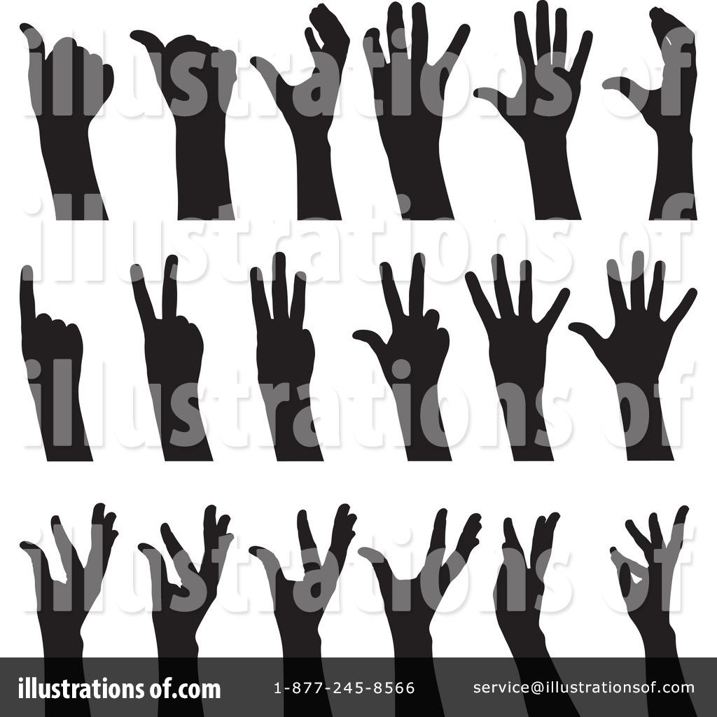 Hand Gesture clipart different Gesture Clipart #231961 (RF) Frisko