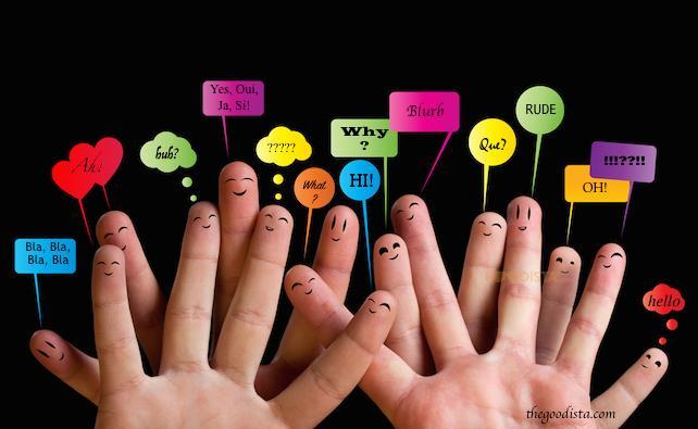 Hand Gesture clipart effective communication #11