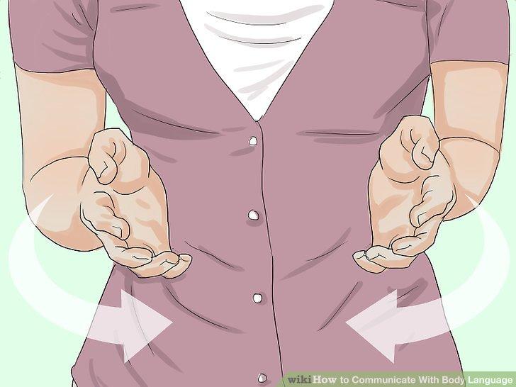 Hand Gesture clipart effective communication #7