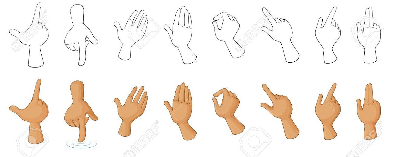 Hand Gesture clipart hand sign Hand gesture clipart gesture clipart