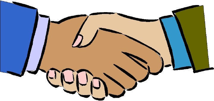 Hand Gesture clipart handout Shakes Wyoming Time Hand Recess