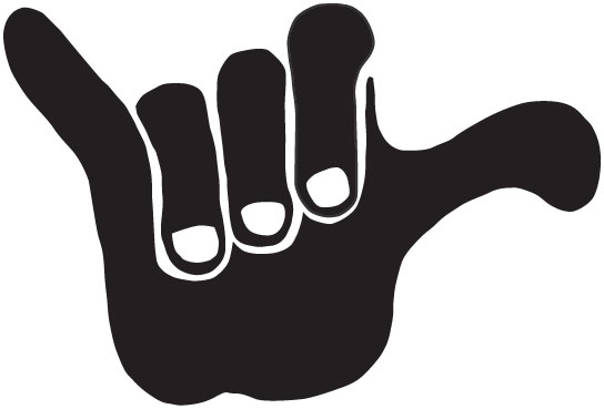 Hand Gesture clipart hang loose Pinterest ClipArt Sign 2015 ClipArt