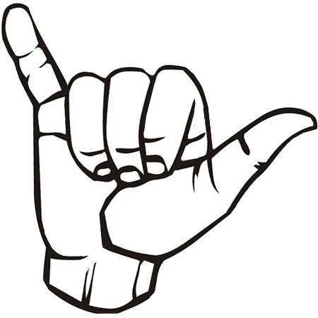 Hand Gesture clipart corrective action In Amelia Loose Jasinski's Regard