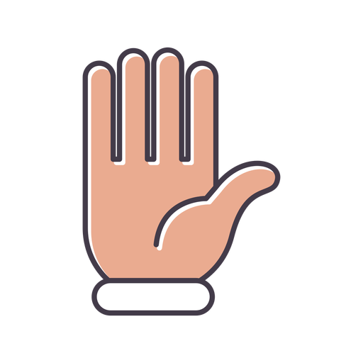 Hand Gesture clipart hello Hello to Download Gesture gesture