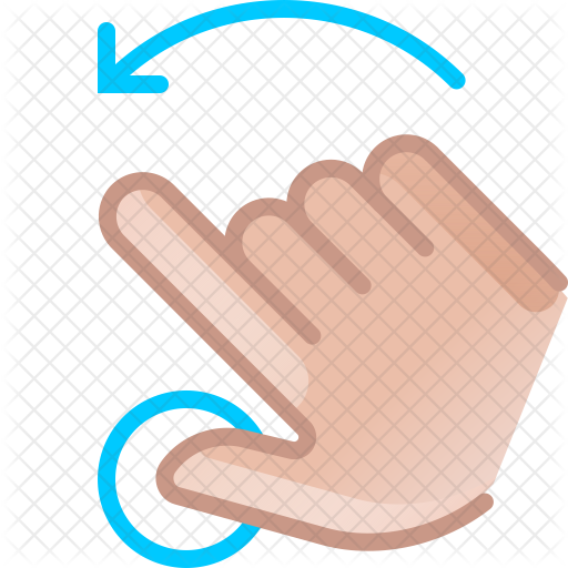 Hand Gesture clipart left Icon Iconscout Icons Hand Gesture