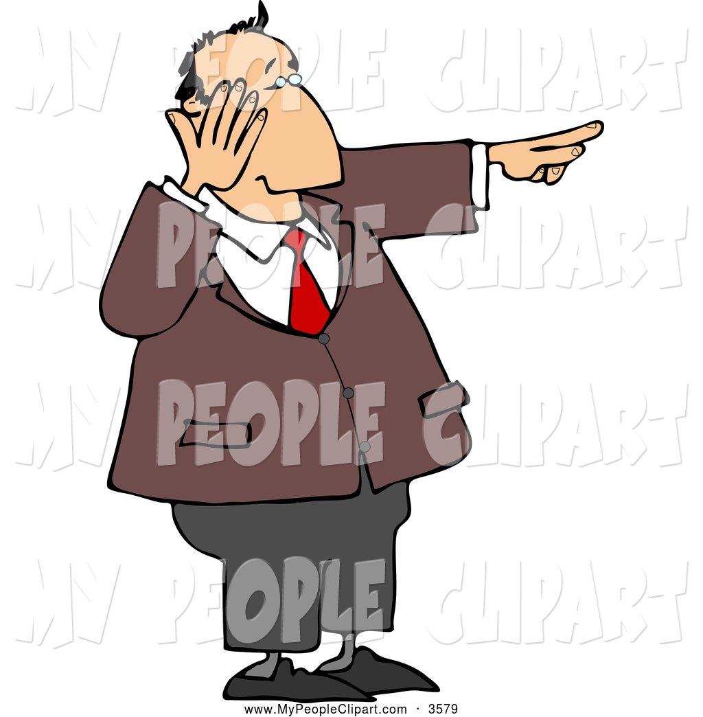 Hand Gesture clipart man pointing People Royalty  Gesture Stock