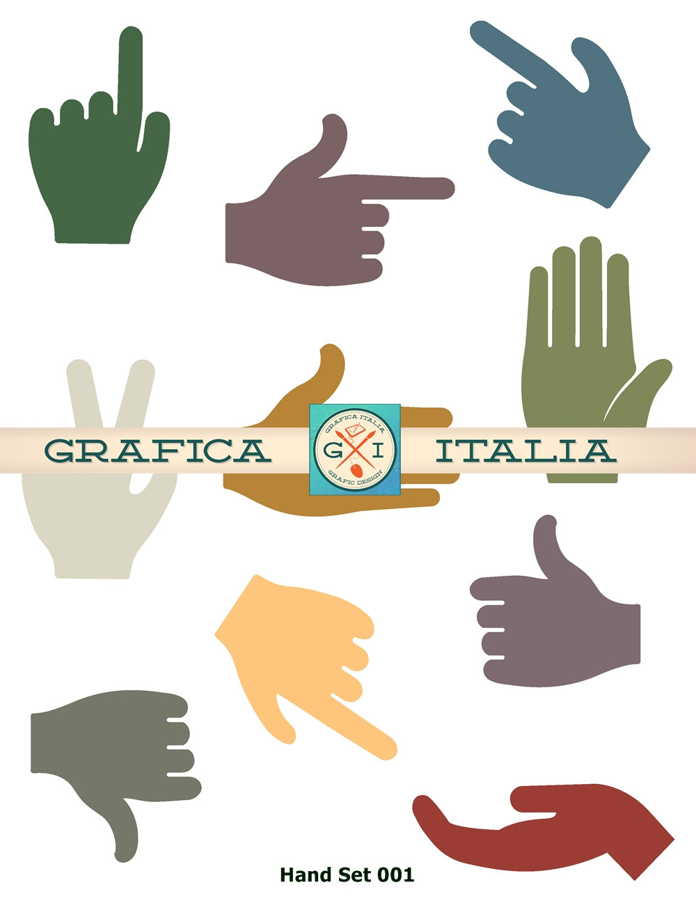 Hand Gesture clipart no hand CLIPART This GESTURE Sheet