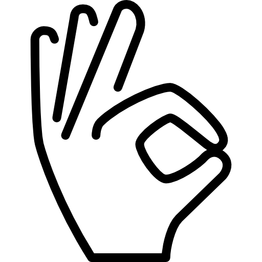 Hand Gesture clipart no hand PNG Gestures  SVG take