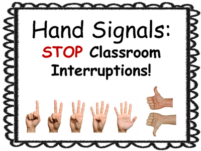 Hand Gesture clipart non verbal #6