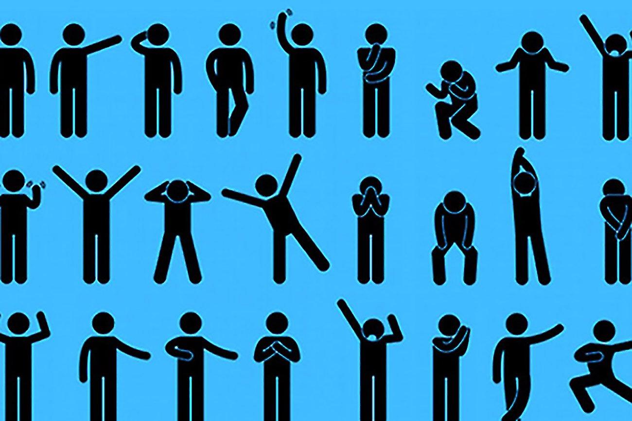 Hand Gesture clipart professional communication Great 5  Keys Communication