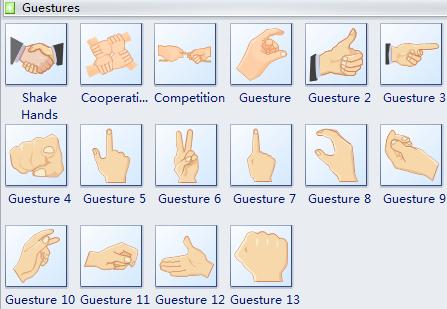 Hand Gesture clipart professional communication Art Vector  Gesture Download