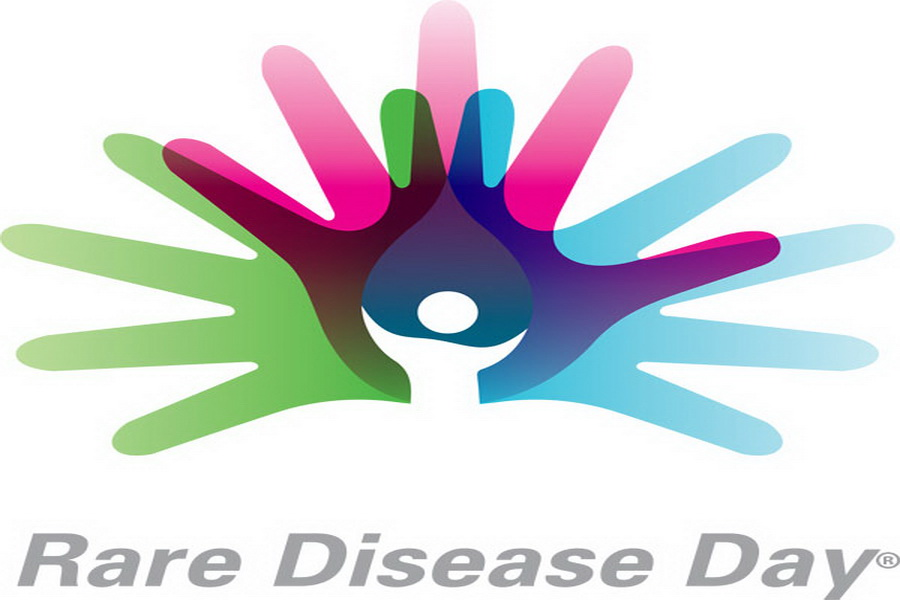 Hand Gesture clipart rare Children's Disease uncommon as Rare