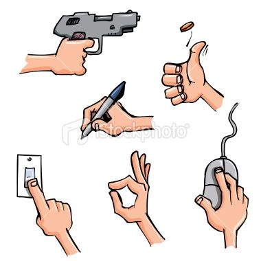Hand Gesture clipart rare Pinterest and on Hands images