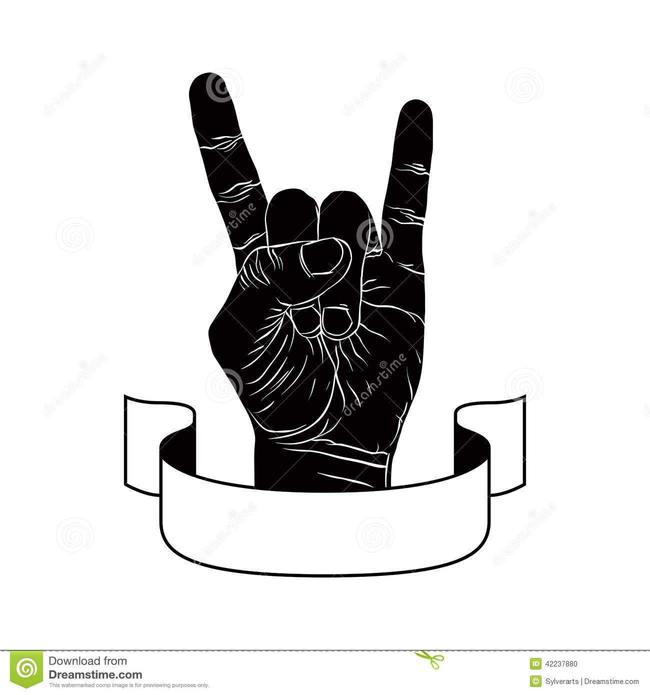 Heavy Metal clipart hard rock #14