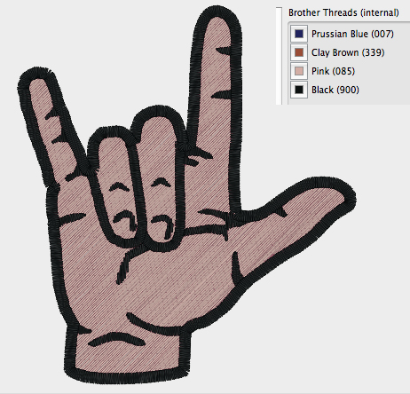 Hand Gesture clipart sign language i love you And like Free Cute You