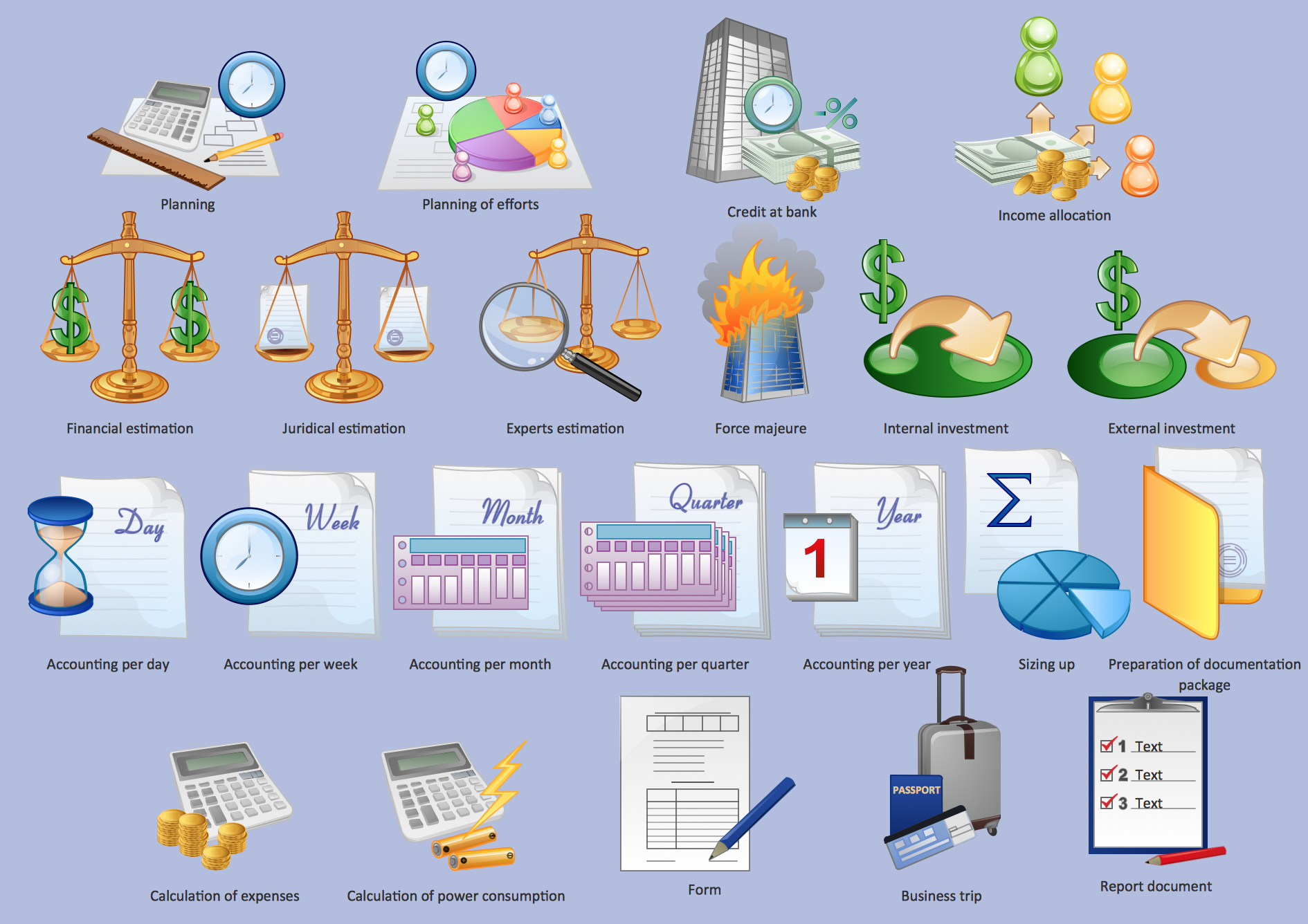 Business clipart consumption Illustration Design Management  Gestures