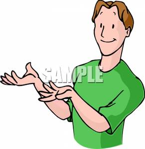 Hand Gesture clipart teenager boy Picture His Royalty Hands A