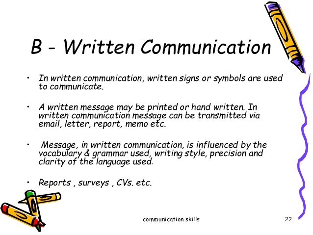 Hand Gesture clipart written communication With skills to live communication